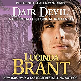 Dair Devil: A Georgian Historical Romance audiobook cover art