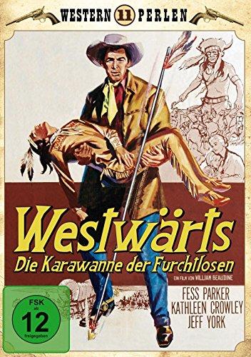 Westwärts - Die Karawane der Furchtlosen (Zug der Furchtlosen / Westward Ho, the Wagons!)