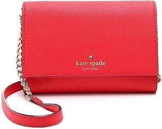 Kate Spade New York PWRU4450-603 Cedar street Cami Crossbody Bag for Women - Rooster Red