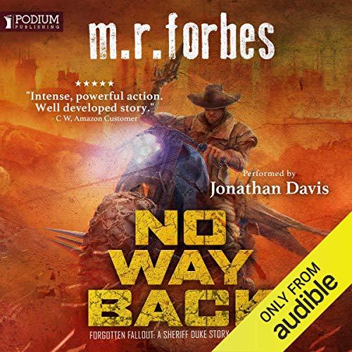 No Way Back: A Sheriff Duke Story cover art