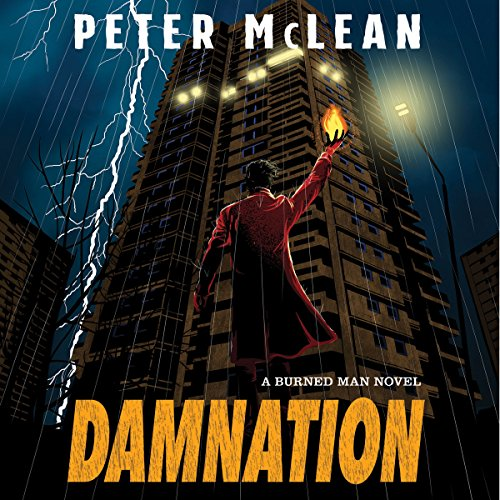Damnation cover art