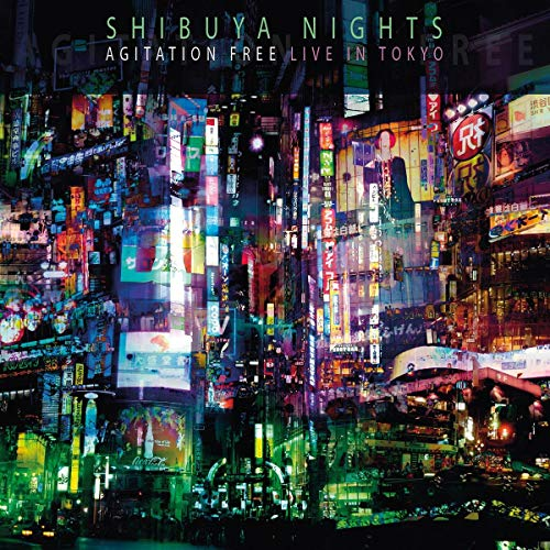 Shibuya Nights (Coloured 2lp,Ltd) [Vinyl LP]