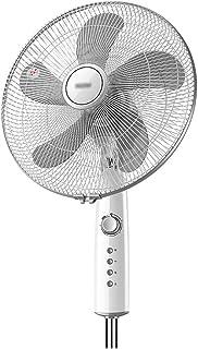 Ventilador de suelo eléctrico NAF ZWJ-Pedestal Ventilador de suelo para el hogar, silenciador de control remoto, ventilador eléctrico, cabeza de agitación, ventilador vertical de mesa dormitorio, A