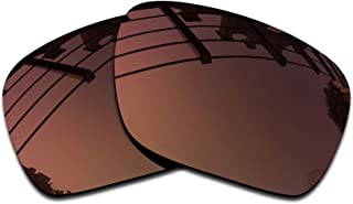 SEEABLE Premium Polarized Mirror Replacement Lenses for Oakley Jupiter Squared OO9135 Sunglasses
