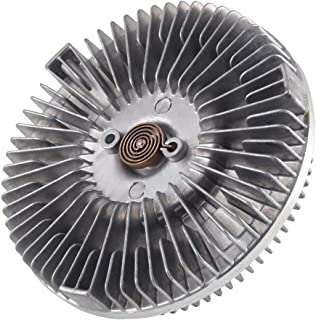2843 Engine Cooling Fan Clutch - for 01-09 Chevrolet GMC 6.6L Duramax Diesel 22617