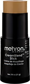Mehron Makeup CreamBlend Stick (.75 oz) (EURASIA FAIR)