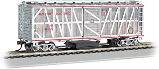Bachmann Industries Track Cleaning 40' Box Ho Scale Union Pacific Damage Control Car