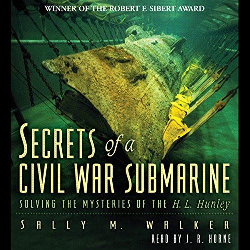 Secrets of a Civil War Submarine cover art