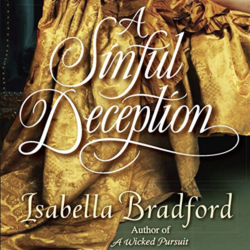 A Sinful Deception audiobook cover art