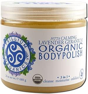 trillium organics organic body butter