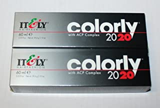 IT&LY Colorly 2020 with ACP Complex 4CP (Chili Pepper Chocolate Brown) PACK OF 2