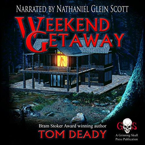 Weekend Getaway audiobook cover art
