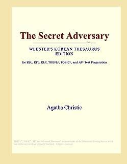 The Secret Adversary (Webster's Korean Thesaurus Edition)