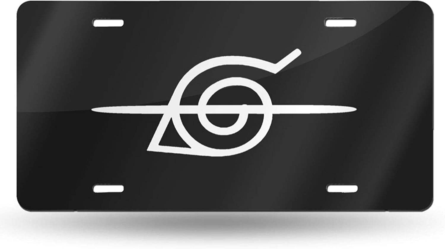 Rogue Ninja Logo License Plate for Cars 12x6 Personalized Aluminum Novelty Cool Decorative Car Vanity Tags
