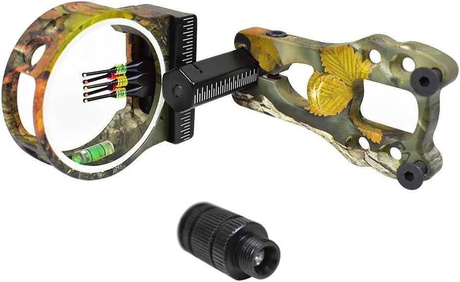 Safari Choice Archery 5-Pin 0.029 Bow Sight Camouflage