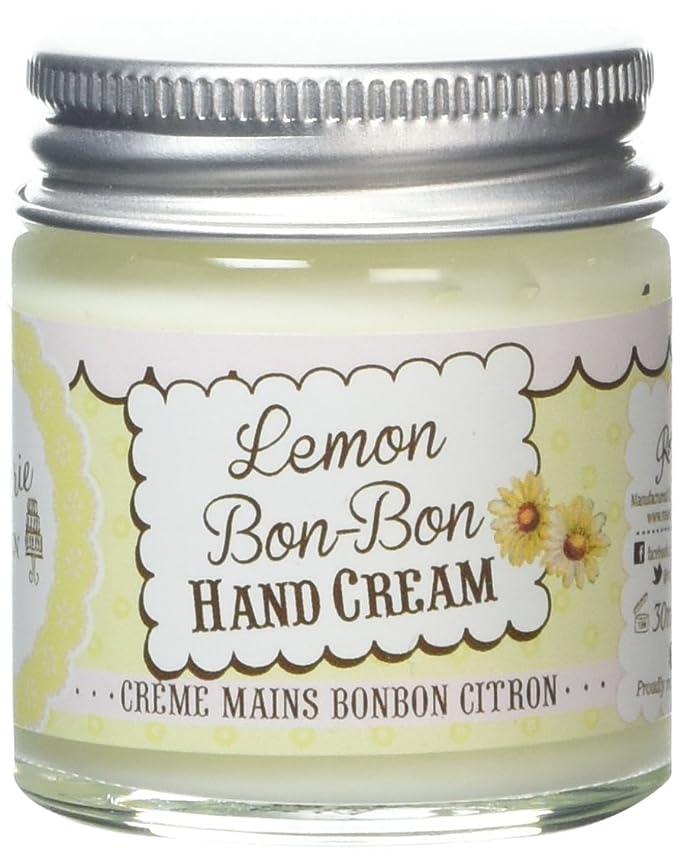 気候の山誓いショットRose And Co Patisserie De Bain LEMON BON BON Moisturising Hand Cream 30ml