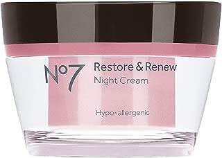 No7 Restore & Renew Night Cream 50Ml