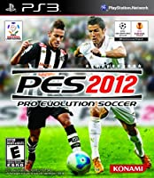 Pro Evolution Soccer 2012 (輸入版)