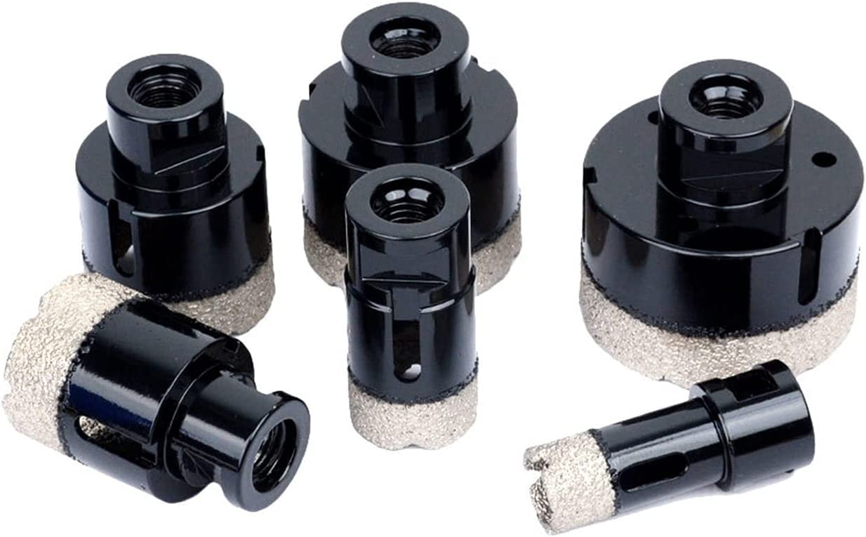 1pc Dry Diamond Drilling Core Bits Ceramic Many popular brands Saw price Cutter Tile Hole