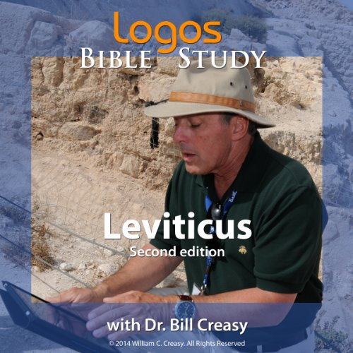 Leviticus audiobook cover art