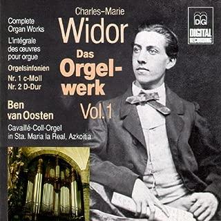 Complete Organ Works, Vol. 1
