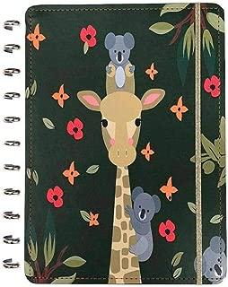 Caderno Inteligente Grande Zoo Girafa CIGD4041 27316