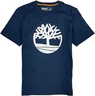 Timberland mens TFO Tree Logo Tee NonRinger (Regular) T-Shirt
