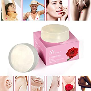 ChainSee Full Body Cleaning and Care,2017 New 1PC NR Whitening Genitals Areola Dilute Soap Whitening Enzyme Crystal(Clear)