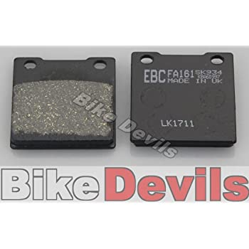 EBC Brakes FA115 Disc Brake Pad Set