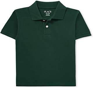 The Children's Place Boy's 3420 Short Sleeve Solid Polo Polo Shirt