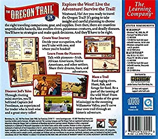 اسعار The Learning Company - Oregon Trail 5th Edition