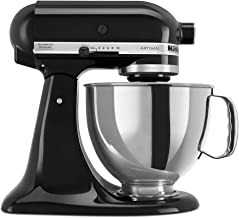 KitchenAid RRK150OB 5 Qt. Artisan Series - Onyx Black (Renewed)
