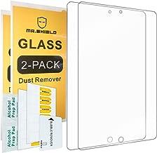 Mr.Shield [2-Pack] for iPad Mini/iPad Mini 2 / iPad Mini 3 with Retina Display [Tempered Glass] Screen Protector with Lifetime Replacement