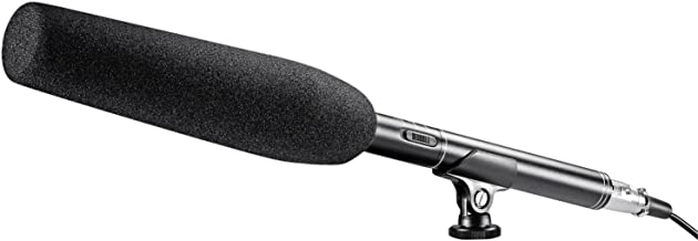 Neewer 14.17 inches/36 centimeters Uni-Directional Mono Microphone for Camcorder and DSLR Camera