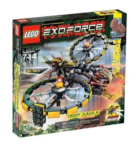 LEGO EXO-FORCE Storm Lasher by LEGO