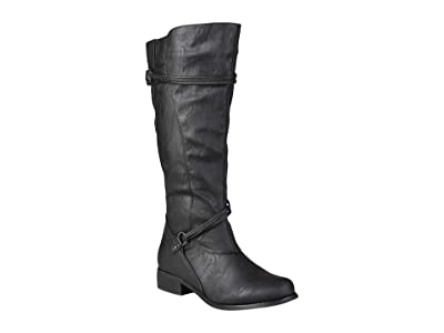 Journee Collection Harley Boot Wide Calf