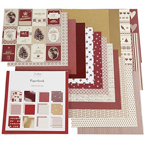 Creativ Company 21062 Art paper pad 30hojas Art paper pad, 30 hojas, 21 cm, 29,7 cm Papel decorativo