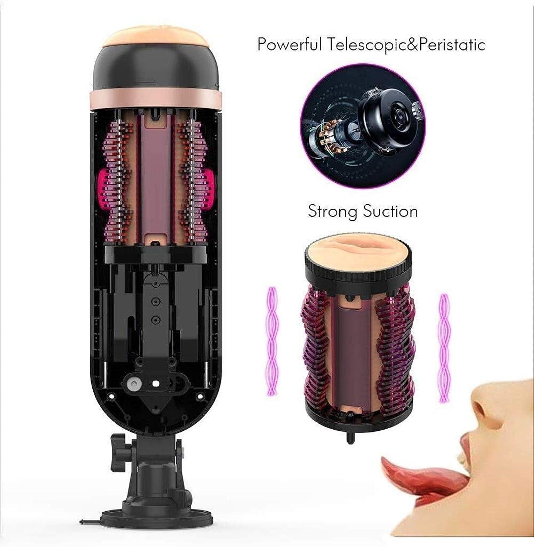 nuevo listado AIWO-ZX ZYXXZ Macho Máquina automática automática automática for Adultos con Voz Sexy for Mujeres Voz Original Discreto Bump-Texture Muscle Booster Descompresión Or Cupl Cup  cómodamente