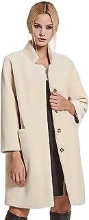 Women's Lamb Shearing Fur Coat Thick Warm Winter Solid Winter Coat