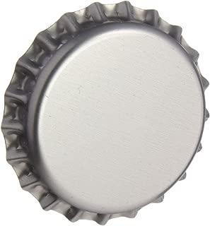 Plain Silver Crowns 144 count
