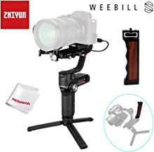 Handheld Gimbal - Zhiyun Weebill S 3-Axis Handheld Gimbal Stabilizer with Hand Grip OLED Display for for Sony A3III A7M3 for Canon EOS R Mirrorless Camera