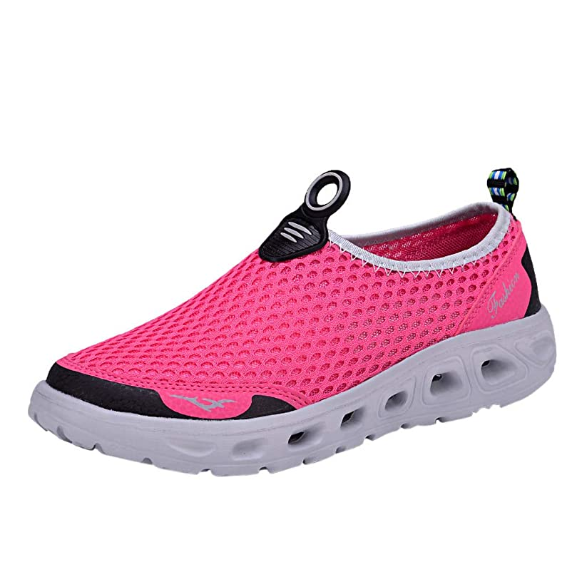 Claystyle Summer Women Quick Drying Aqua Water Shoe Breathable Non-Slip Diving & Sport Shoe
