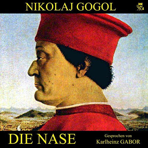 Die Nase audiobook cover art