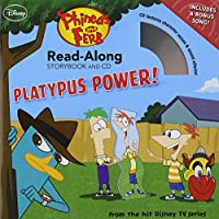 Phineas and Ferb Read-Along Storybook and CD