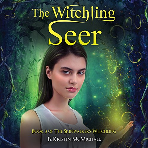 The Witchling Seer audiobook cover art