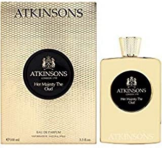 Atkinsons Oud Save The Queen Eau De Perfume Spray 100ml