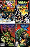 Weapon X Age of Apocalypse #1-4 Complete Limited Series (Marvel Comics 1995-4 Comics)