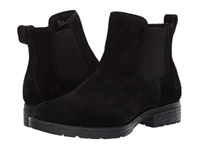 Born Cove (Black Suede) Women