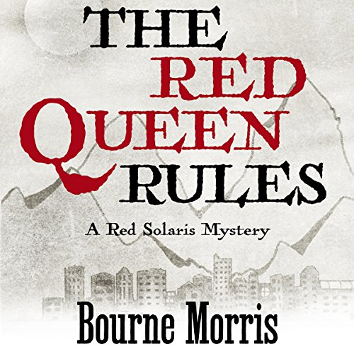 The Red Queen Rules audiobook cover art