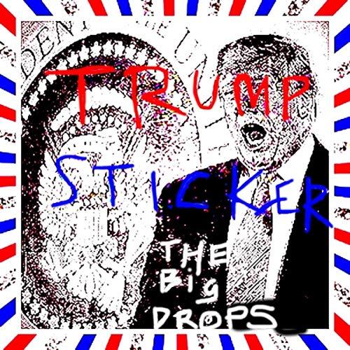 Trump Sticker [Explicit]